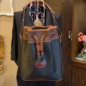 Vintage Dooney & Bourke Teton Bag